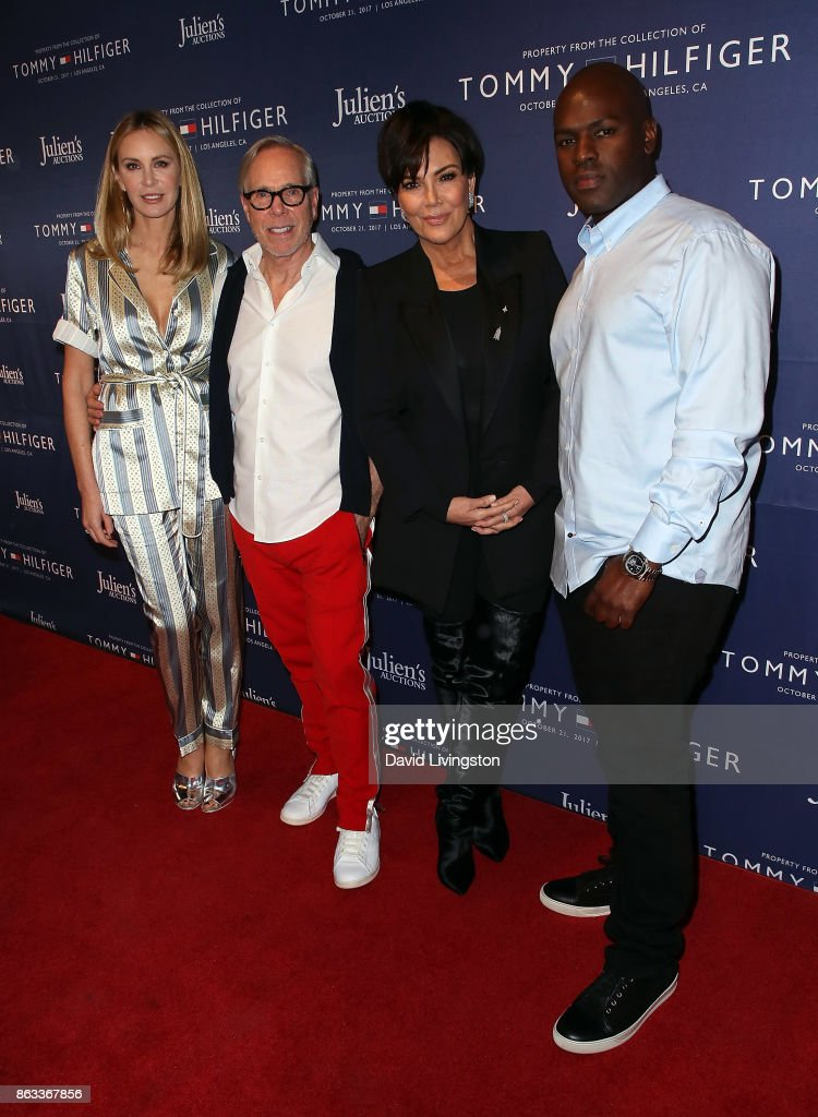 Julien's Auctions And Tommy Hilfiger VIP Reception - Arrivals