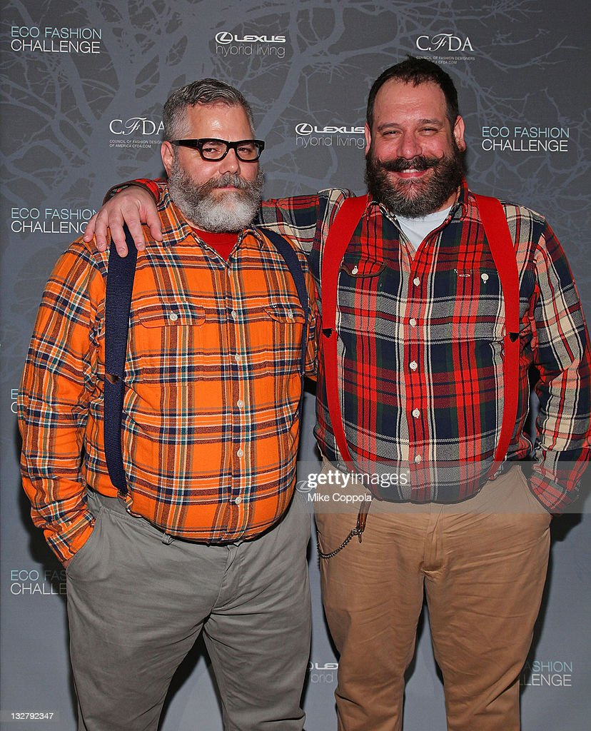 Fashion Designers Jeffrey Costello And Robert Tagliapietra Attend News Photo Getty Images
