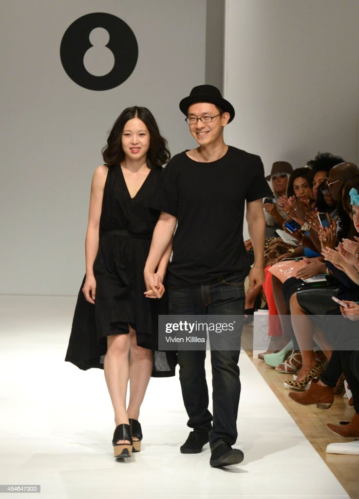 Snowman - Runway - Mercedes-Benz Fashion Week Spring 2015 : News Photo