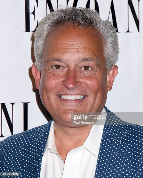 Fashion designers Mark Badgley attending Enzoani 8th Annual Fashion Event at Dolby Theatre on June 27 2014 in Hollywood California