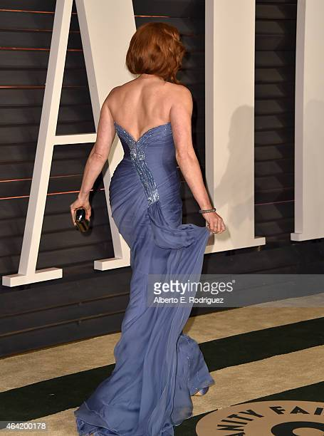 Fashion detail of actress Amy Adams at the 2015 Vanity Fair Oscar Party hosted by Graydon Carter at Wallis Annenberg Center for the Performing Arts...