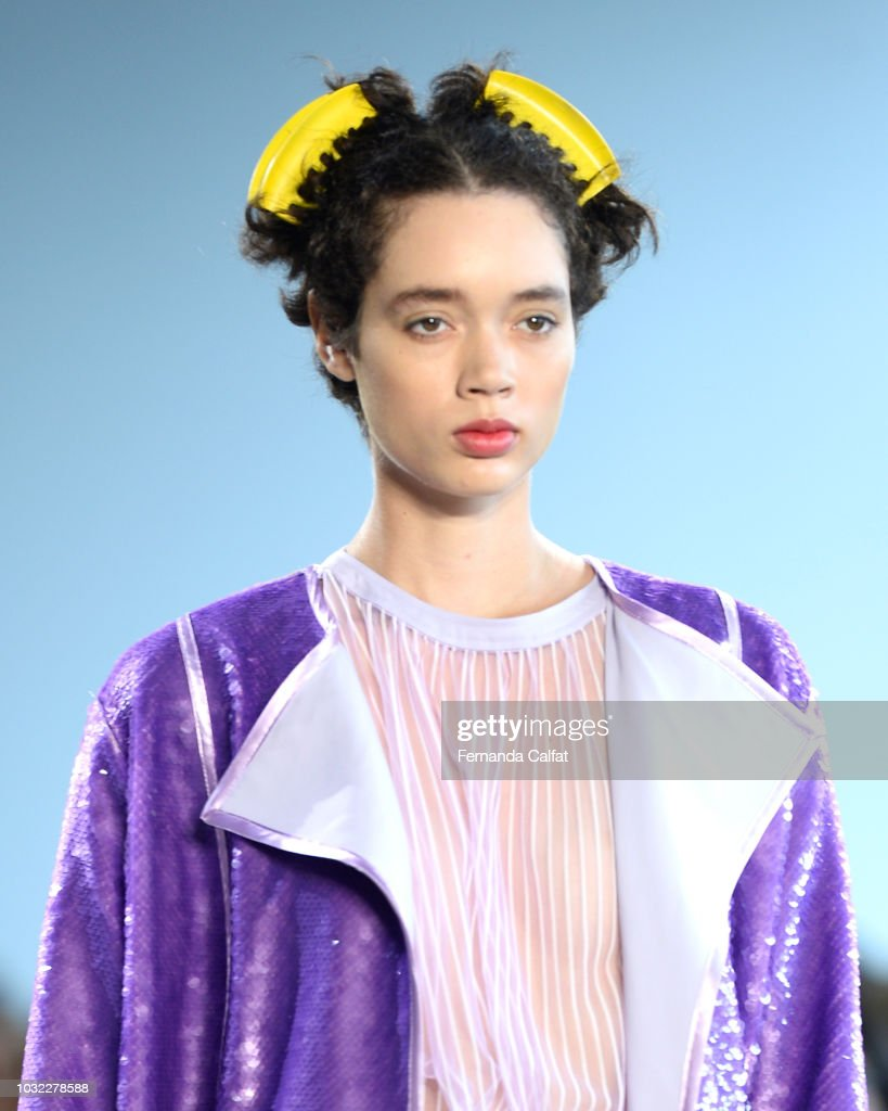 NY: Marcel Ostertag - Runway Details + Accessories - September 2018 - New York Fashion Week: The Shows