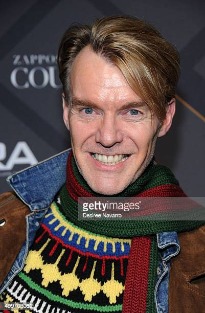 Fashion Director and SVP at Neiman Marcus, Ken Downing attends the 29th FN Achievement Awards at IAC Headquarters on December 2, 2015 in New York...