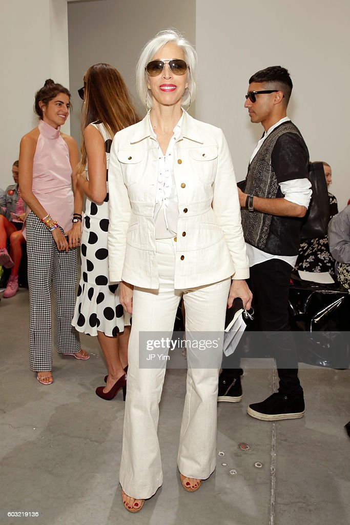 Proenza Schouler - Front Row - September 2016 - New York Fashion Week