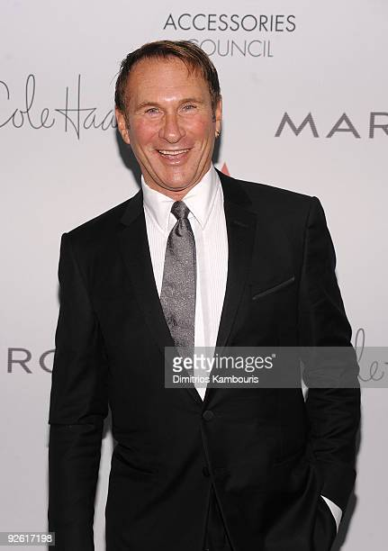 Fashion Director Hal Rubenstein attends the 13th Annual 2009 ACE Awards presented by the Accessories Council at Cipriani 42nd Street on November 2...
