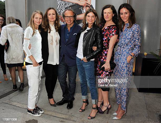 NETAPORTERCOM Fashion Director Holli Rogers EditorinChief Lucy Yeomans Andrea Della Valle Founder and Chairman Natalie Massenet Katie Grand and...
