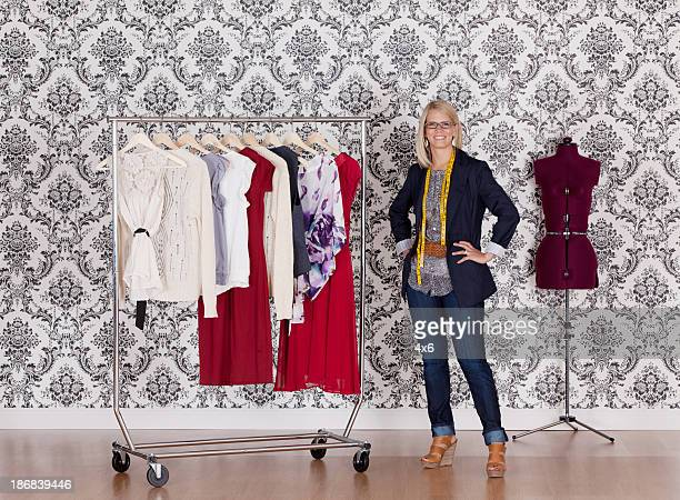 ファッション dsigner ので、彼女のワークショップ
