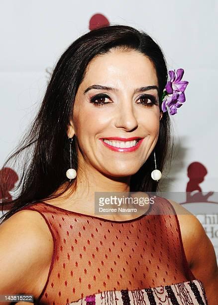 Fashion Editor and Beauty Director People en Espanol Kika Rocha attends the 3rd annual Gala por la Vida at Copacabana on May 3 2012 in New York City