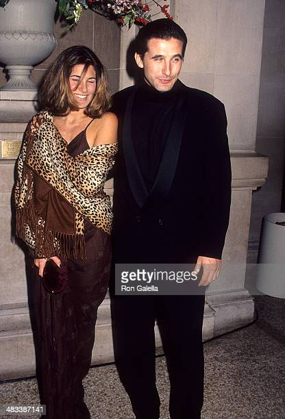Fashion editor Elizabeth Saltzman and actor William Baldwin attend the Metropolitan Museum of Art's Costume Institute Gala Exhibition of Orientalism...