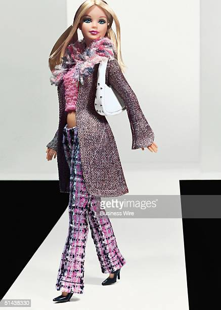 Fashion Fever Barbie Doll Mattel announces that Hilary Duff teen actress and top pop musician has teamed up with fellow style setter Barbie doll to...
