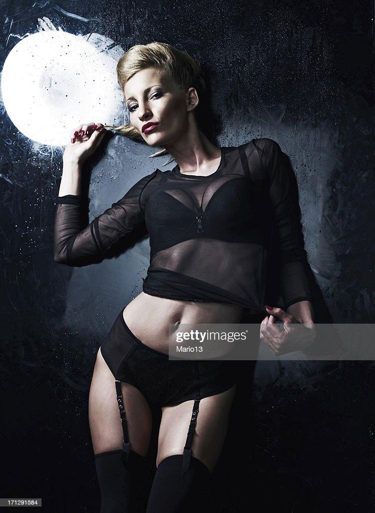 Fashion girl : Stock Photo
