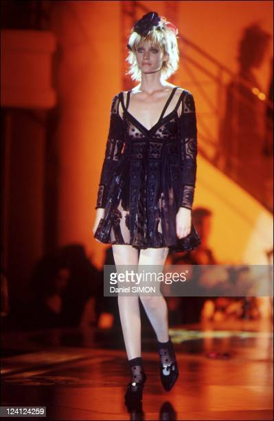 Daniel versace stock photos and pictures getty images for Couture france