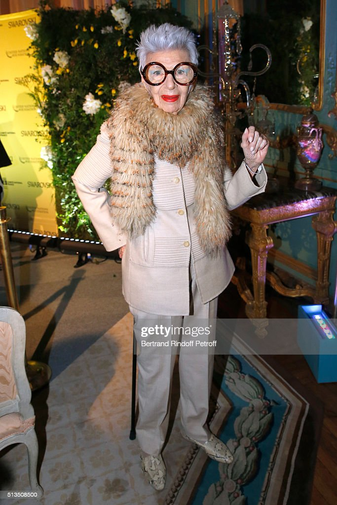 """""""International Women's Day Luncheon in Support of Equality and Safety for All"""" : Photo Call - PFW Womenswear Fall/Winter 2016/17"""