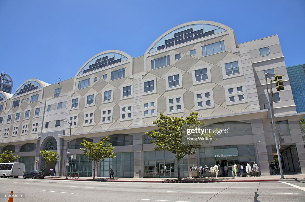Fashion Institute Of Design Merchandising Los Angeles California Usa May 2010 High Res Stock Photo Getty Images