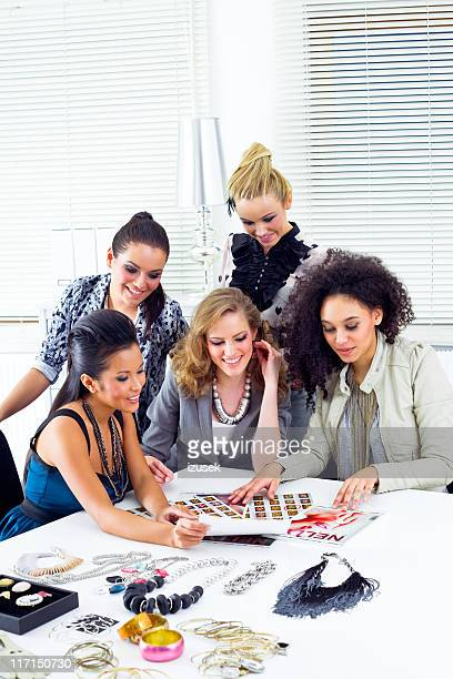 Fashion Magazine editorial team