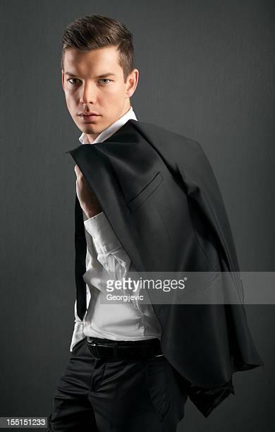 Mode modèle masculin