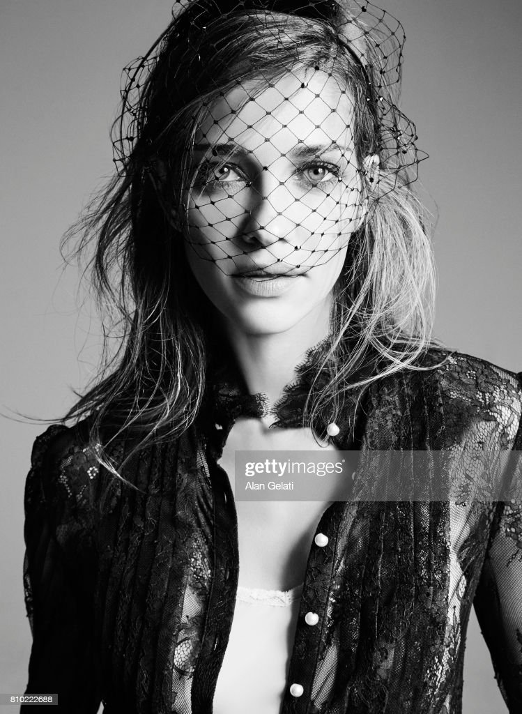 Ana Beatriz Barros, Harper's Bazaar Turkey, August 1, 2016