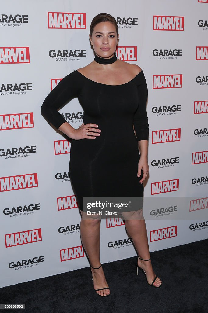 Marvel Cover Release With Garage Magazine