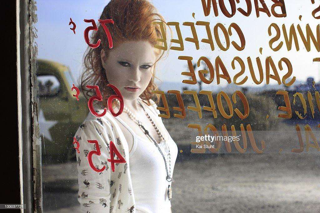Barbara Meier, Self assignment, November 22, 2008  : Nachrichtenfoto