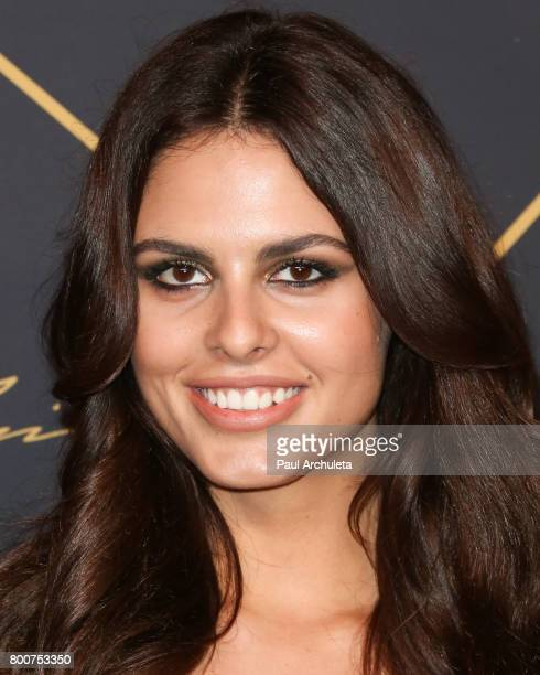Fashion Model Bojana Krsmanovic attends the 2017 MAXIM Hot 100 Party at The Hollywood Palladium on June 24 2017 in Los Angeles California