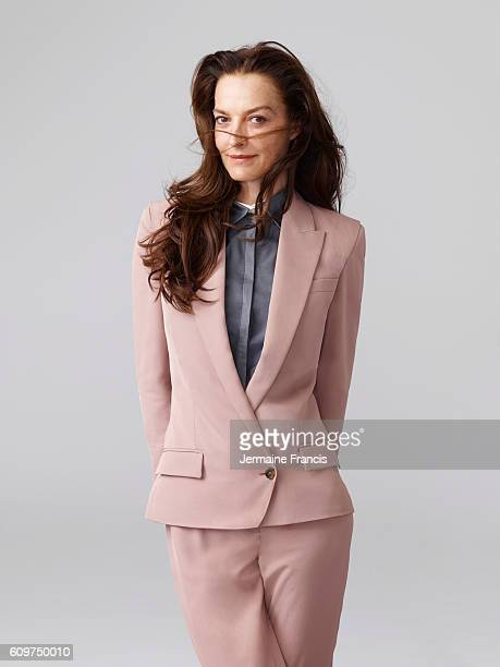 Fashion model Catherine Bailey is photographed for the Sunday Times on March 19 2012 in London England