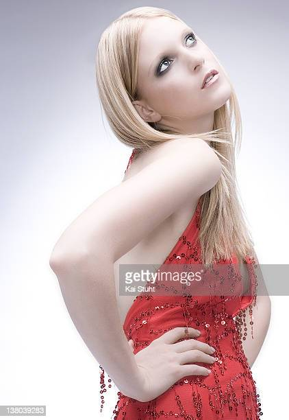 Fashion model Jessica Sjoo is photographed on May 24, 2007 in Monte Carlo, Monaco.