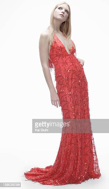Fashion model Jessica Sjoo is photographed on May 24 2007 in Monte Carlo Monaco