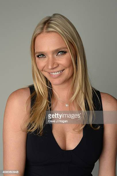Fashion model Jodie Kidd attends the Walpole British Luxury Awards 2014 at the Victoria Albert museum on November 3 2014 in London England
