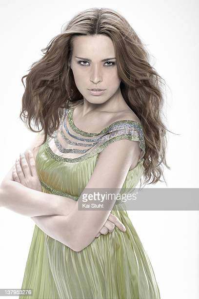 Fashion model Petra Nemcova is photographed on May 24, 2007 in Monaco, Monaco.
