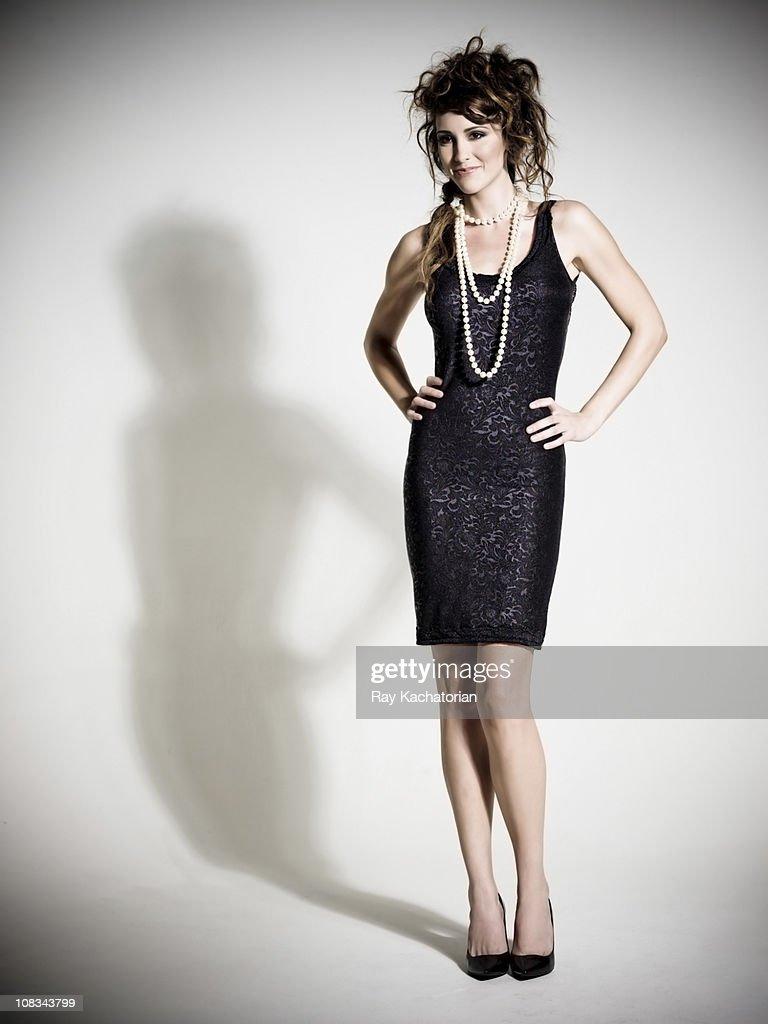 Fashion Model : Foto de stock