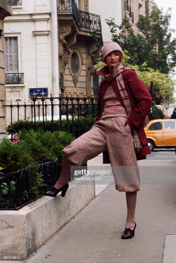 Guy Laroche Autumn-Winter 1974-1975 Fashion Collection : News Photo