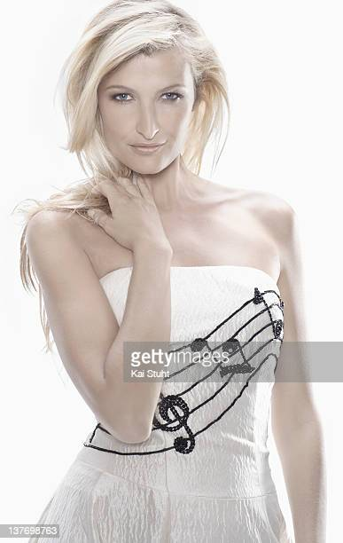 Fashion model Tereza Maxova is photographed on May 24 2007 in Monaco Monaco