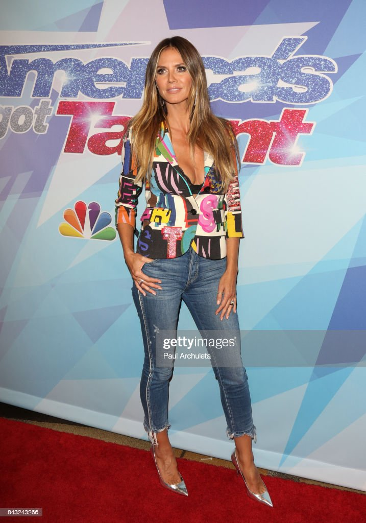 "NBC's ""America's Got Talent"" Season 12 Live Show - Arrivals : News Photo"