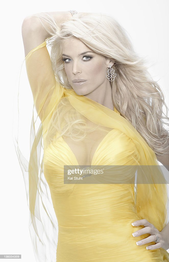 Victoria Silvstedt, Self assignment, May 24, 2007 : News Photo
