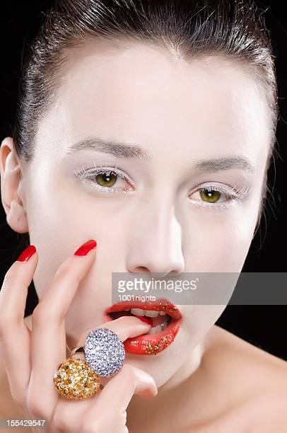 Mannequin avec jewelery