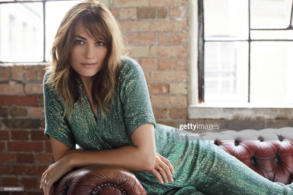 Yasmin LeBon, YOU UK, October 23, 2016
