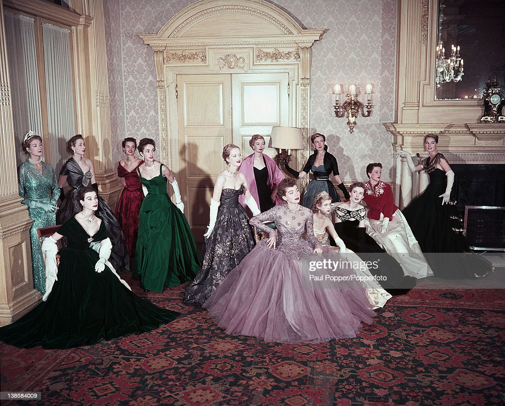 Coronation Gowns Pictures | Getty Images