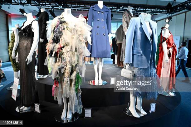 Fashion on display during the 71st Annual Parsons Benefit honoring Pharrell, Everlane, StitchFix & The RealReal on May 20, 2019 in New York City.