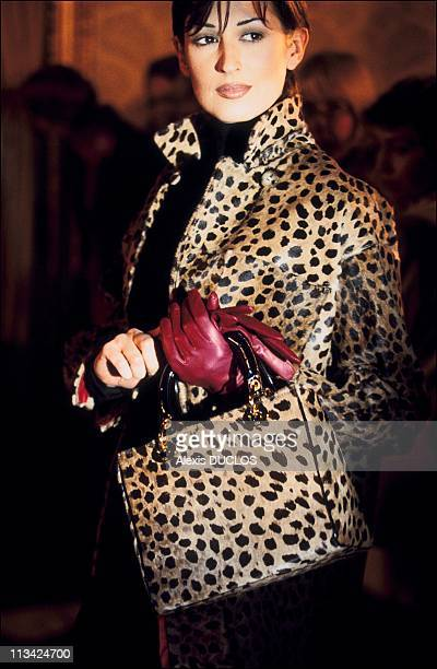 Fashion Parade FallWinter 96/97 'The Glove The Daily' On October 1st 1996 In Paris France