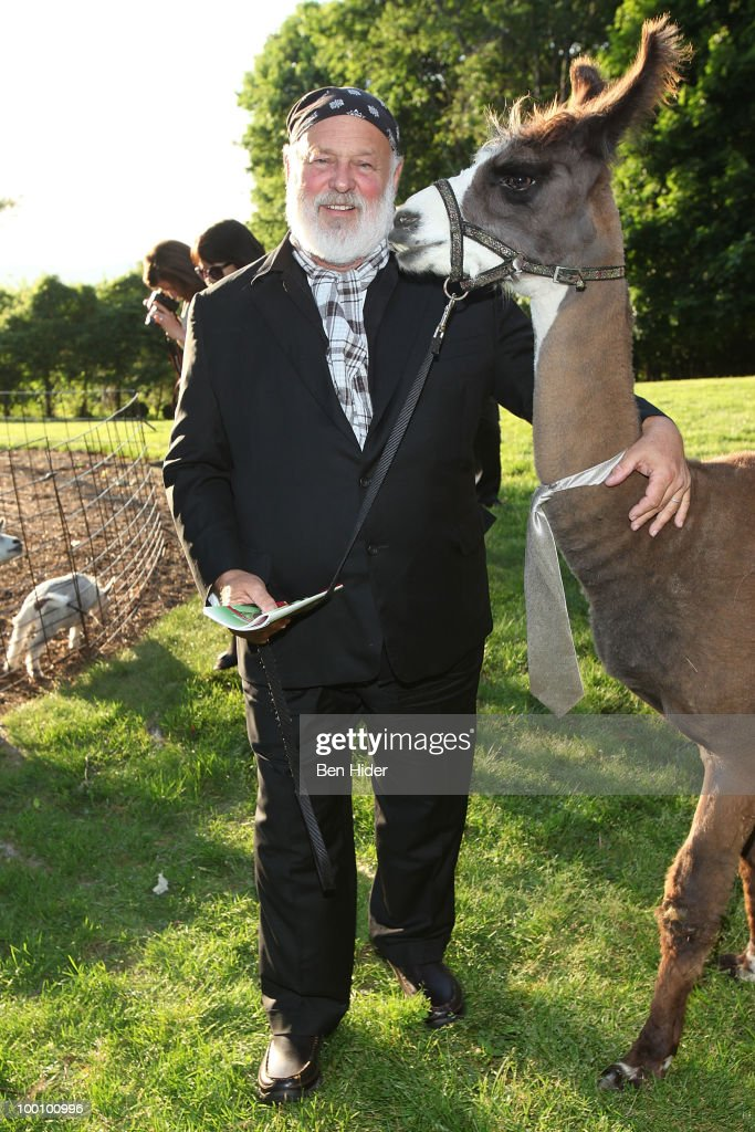 Fashion photographer Bruce Weber attends the Green Chimneys Annual Spring Gala at Tappan Hill Mansion on May 20, 2010 in Tarrytown, New York.