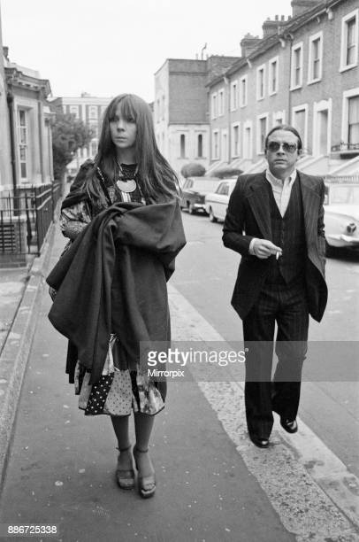 Fashion photographer David Bailey stood bail for model Penelope Tree when she appeared on remand at West London Magistrates Court She is charged with...