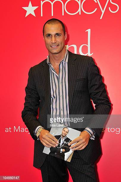 Fashion Photographer Nigel Barker makes a special book signing appearance at The Macy's Fall Fashion Show in celebration of 2010 Philadelphia...
