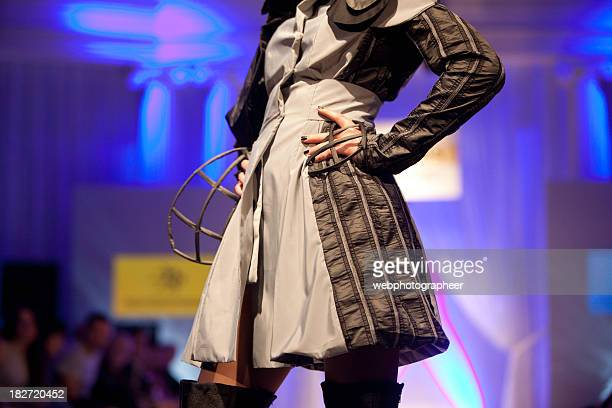 fashion - catwalk stock pictures, royalty-free photos & images