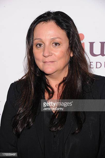 Fashion Publicist Kelly Cutrone attends the Annual Ubuntu Education Fund NY Gala at Gotham Hall on June 6 2013 in New York City