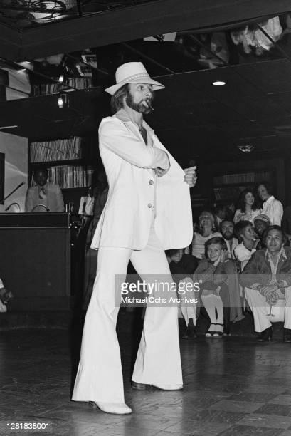 Fashion show at Tiffany's in Marina Del Rey, California, 9th June 1976.