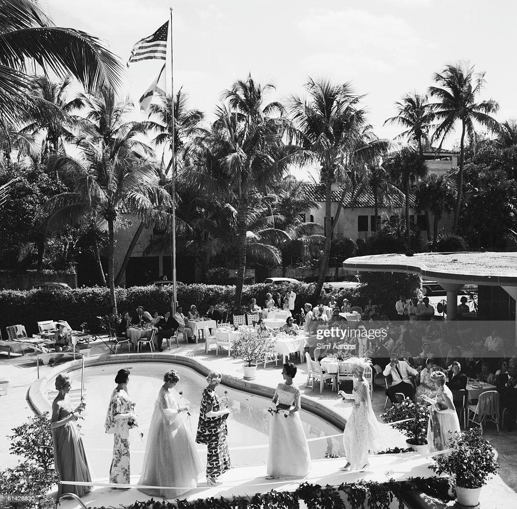 Palm Beach Fashion Show : News Photo