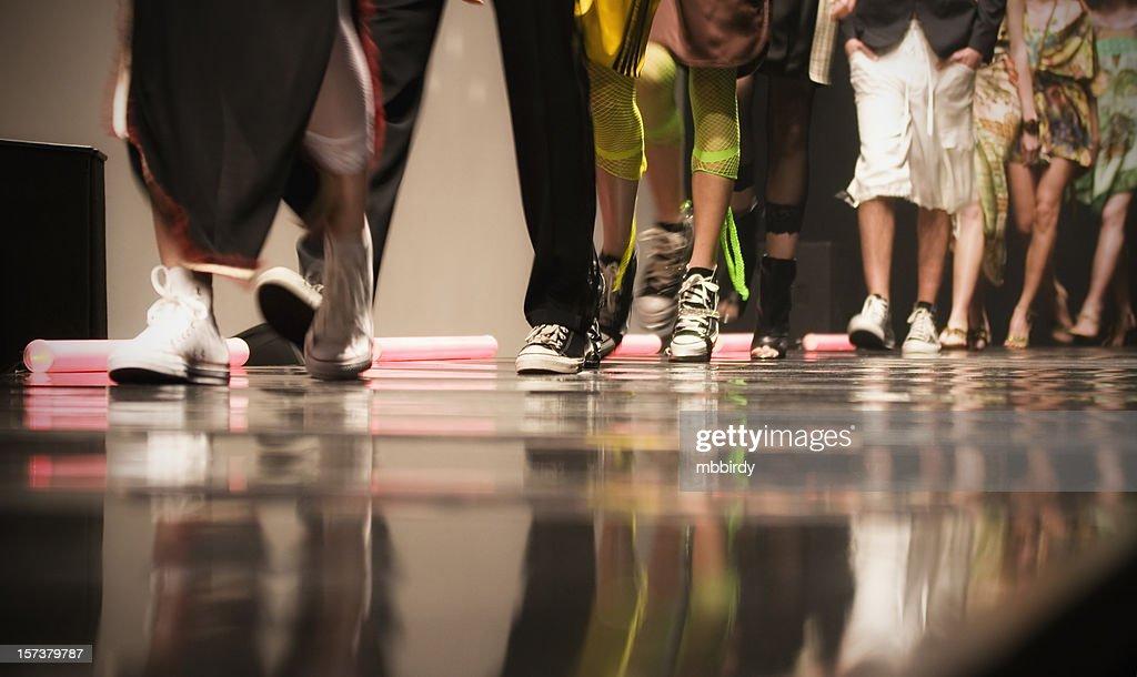 Fashion show : Bildbanksbilder