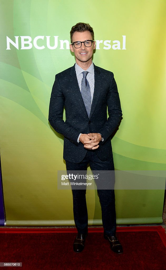 2016 Summer TCA Tour - NBCUniversal Press Tour Day 2 - Arrivals