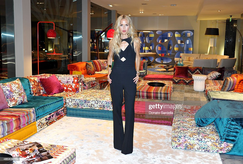 Roche Bobois\' Fashion Meets Design Dinner, Hosted By Rachel Zoe ...