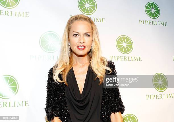 Fashion stylist Rachel Zoe attends the Piperlime celebration of Fashion's Night Out at Piperlime Pop Up Store on September 10 2010 in New York City